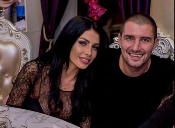 Ana Roman și Cătălin Cazacu, pe vremea când formau un cuplu fericit