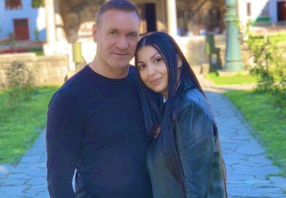 Iubita lui Alin Oprea, declarație de dragoste pentru artist