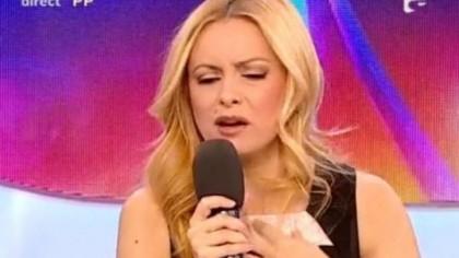 De nerecunoscut! Cum arăta Simona Gherghe la debutul în televiziune. Era brunetă