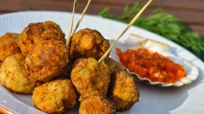 Rețetă: Cele mai delicioase chifteluțe de pește: Rețeta originală din Delta Dunării