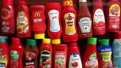 Adevărul despre Ketchup! Nimeni nu știe cât este de periculos