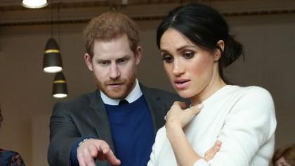 Umilință cruntă pentru Regina Elisabeta! Meghan i-a dat o lovitură imensă