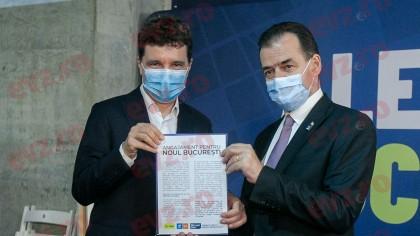 Dezvăluiri despre campania murdară de la București. Strategul din umbra lui Nicușor Dan