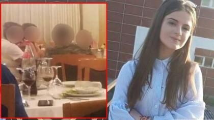 Alexandra, văzută în viață pe 30 iulie 2019, la un restaurant. O femeie i-a făcut o poză. Vezi fotografia
