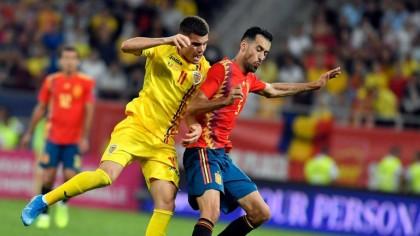 Spania – România 0-0 se joacă ACUM! LIVE VIDEO în preliminarii EURO 2020