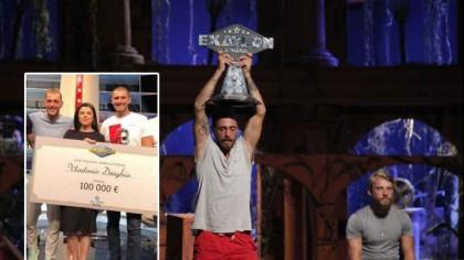Adevărul despre premiul de la Exatlon donat de Vladimir Drăghia unor copii. Ce s-a întâmplat cu cei 100.000 de euro