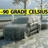 Alertă ANM în România! Vortexul polar aduce -90 grade Celsius