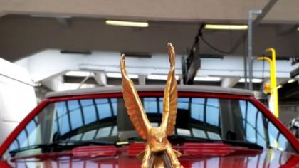 Cei de la RAR au rămas uimiţi când au văzut ce maşină a venit pentru înmatriculare – GALERIE FOTO