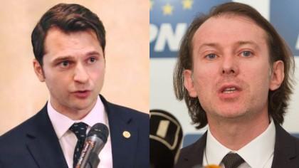 Surse: Cîţu îşi face echipă. Cine este Sebastian Burduja, noul secretar de stat din Ministerul Finanţelor Publice