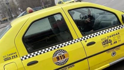 Ce a pățit o femeie din Iași după ce a luat un taxi de la gară până acasă. Câți lei i-a cerut taximetristul. Ce a urmat întrece orice imaginație