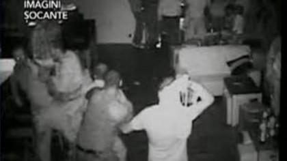 IMAGINI ŞOCANTE! Rugbiștii din naționalele României și Spaniei s-au bătut într-un club de noapte! Bodyguarzii au folosit spray lacrimogen, polițiștii au intervenit de urgență