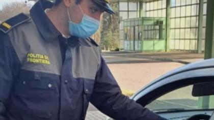 Cu ce MAȘINĂ s-a întors un român din ANGLIA? Descoperire ULUITOARE a polițiștilor de frontieră din SUCEAVA