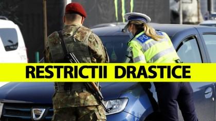 Restricții drastice după 1 iunie în România: