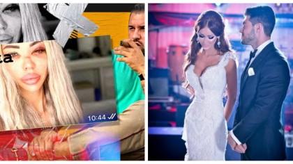 Bianca Drăguşanu se mărită IAR! După ce a fost bătută şi părăsită de Alex Bodi, acum a făcut anunţul în direct, la TV