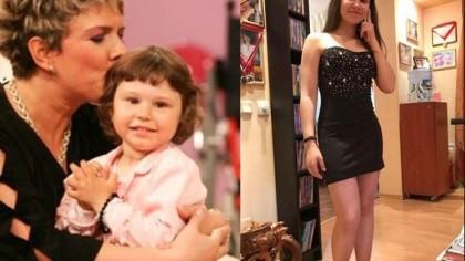 Cum arată, la 16 ani, fiica prezentatoarei Teo Trandafir. S-a transformat într-o tânără SUPERBĂ