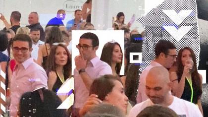 Radu Mazăre Jr. a revenit în lumea party-urilor selecte de pe litoral. Cum s-a distrat alături de iubită și de prieteni