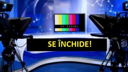 ULTIMĂ ORĂ! O televiziune din România se închide din cauza COVID-19