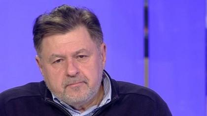 """Alexandru Rafila: """"România are de 10 ori mai multe cazuri decât Italia, raportat la populaţie"""""""