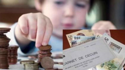 Senatul a decis! Câți bani vor primi copiii din România