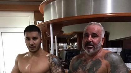 """Fiul lui Sile Cămătaru îl jeleşte pe Emi Pian: """"Sunt șocat!"""""""