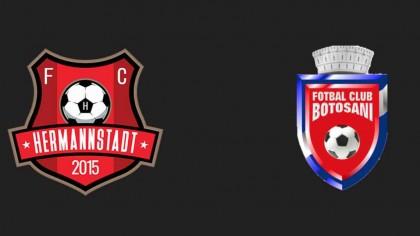 Live video Hermannstadt – Botoșani Live SCORE. Gol spectaculos