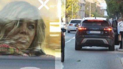 Loredana Groza, apariție șocantă în trafic! Șoferii au crezut că nu văd bine