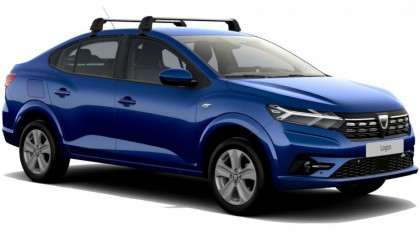 Cât costă noua Dacia Logan cu transmisie automată și ce dotări de top poți pune pe mașină? Adio Logan ieftin!