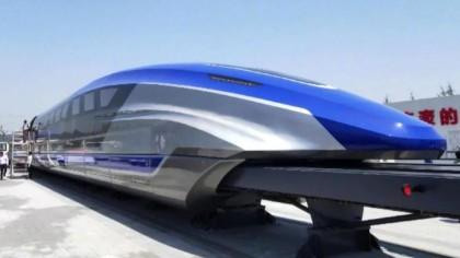 CHINEZII au adus Maglevul la un nou nivel. De ce este în stare noul TREN cu LEVITAȚIE magnetică