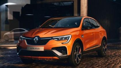 Cât costă noul ARKANA? Renault a anunțat prețurile pentru primul său SUV coupé
