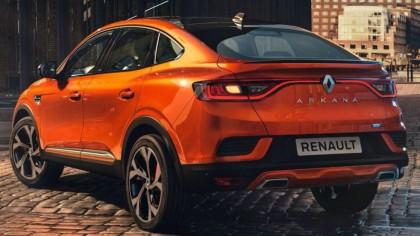 Cât costă noul Renault ARKANA? Francezii au anunțat prețurile pentru cel mai frumos model al lor