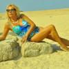 FOTO. Dana Săvuică are 51 de ani, dar arată ca atunci când poza pentru Playboy! Imagini îndrăznețe în costum de baie