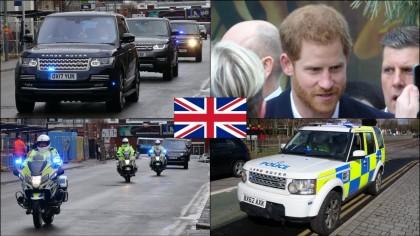 Lucrurile au scăpat de sub control! Poliția a ajuns la casa Prințului Harry