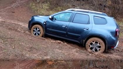Duster 4x4 vs. 4x2. Care tracțiune merită să fie cumpărată la o mașină Dacia?