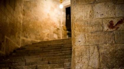 Descoperire MONUMENTALĂ între zidurile Bisericii Sfântului Mormânt din Ierusalim, cel mai sacru loc al creștinătății