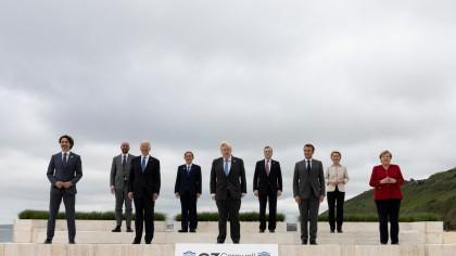 G7 VS China. Liderii din G7 vor anunţa un plan global de infrastructură pentru a combate celebrul proiect chinezeasc