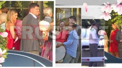 Simona Halep, nuntă secretă cu Toni Iuruc! Avem imagini bombă, exclusive, de la petrecerea demnă de o prințesă | FOTO&VIDEO