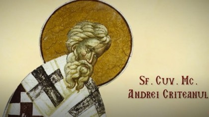 Calendar Creștin Ortodox duminică, 17 octombrie 2021. Sântul Mucenic Andrei din Creta este sărbătorit astăzi