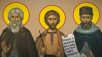 Calendar Creștin Ortodox joi, 21 octombrie 2021. Este sărbătoare cu cruce neagră. Sfinții zilei, pomeniți de Biserica Ortodoxă